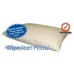Wipeclean Pillow